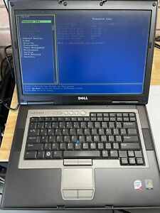 Dell Latitude D830 Laptop Intel Core 2 Duo 2G Working For Parts