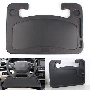 Car Van Back Seat Steering Wheel Table Food Tray Travel Laptop Work Station AC63