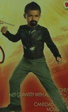 G.I. Joe Roadblock Boys Halloween Costume Retaliation Jumpsuit Size Small 6 NEW