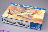 Trumpeter 02275 1/32 P-51D Mustang IV hot