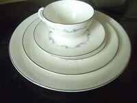 57 Pieces Royal Doulton Coronet China Dinnerware Set