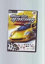 WORLD RACING 2 - PC GAME - FAST POST - COMPLETE - VGC