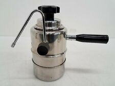 Stainless Steel Pressurized Stove-Top Espresso Maker, Unbranded