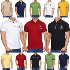 TAZZIO Herren Polo | Poloshirt | T-Shirt | kurzarm Shirt | Shirts | Regular Fit