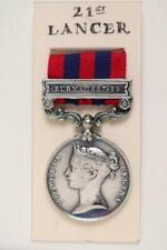 Militaire Armée Britannique Inde Général Service Medal Burma 1887-89 Barre Igsm