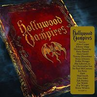 HOLLYWOOD VAMPIRES - HOLLYWOOD VAMPIRES  CD NEU