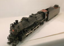 S BRASS OMNICON PENNSYLVANIA RAILROAD CLASS M1 4-8-2 LOCO FACTORY PAINTED
