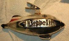Weihnachtsbaumschmuck Zeppelin aus 1914 - 1918  - 1 Weltkrieg ! Ansehen !