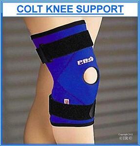 Proline Colt Knee Brace Support Neoprene Active Sports Protective Gear Sleeve