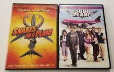 Snakes on a Plane / Soul Plane, (Dvd) 2 Movies