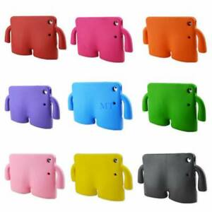 iPad Kids Case Heavy Duty Case Shock Proof Case Stand Cover For Apple iPad