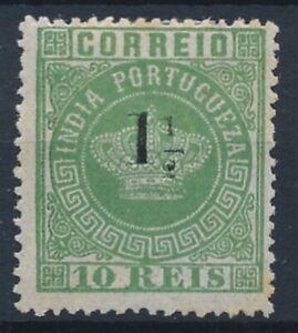 [6482] Portuguese India good stamp very fine no gum