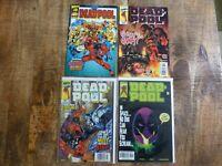 Deadpool #0 18 31 40 Marvel Comics FCBD Ajax VF/VF+ high grade