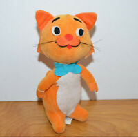 Vintage DISNEY ARISTOCATS TOULOUSE Plush Toy Gunderful Creations 1966 Japan 6""