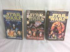 Star Wars Thrawn Trilogy Books 1-3 Timothy Zahn
