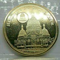 Basilique du sacré cœur - SPL - monnaie médaille jeton France - N7458