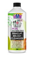 MMM MAKEUP BRUSH QUICK DRY CLEANER / STERILIZING LIQUID UK SELLER 30ML