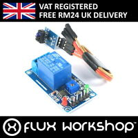 5V Infrared Reflection Sensor Relay Module Raspberry Pi Arduino Flux Workshop