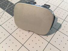 06-07 OEM Subaru B9 Tribeca Rear Bumper gold tan tow cap cover plug trim molding