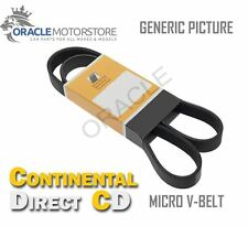 NEW CONTINENTAL DIRECT MICRO-V MULTI-RIBBED BELT OE QUALITY CD6PK1100