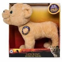 "Disney Authentic Lion King Nala Interactive Talking Doll Figure 14"" L NIB"