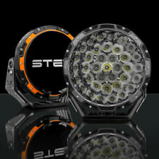 Stedi Type X Pro LED Driving Lights Spot Lamps Light for Toyota Hilux SR5 Rugged