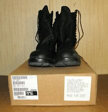 Belleville Military Steel Toe Combat Boots Ansi 75 Black 16M 16R Regular NIB