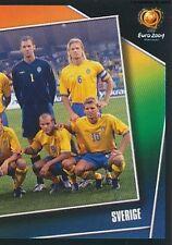 N°178 TEAM EQUIPE SQUADRA 1/2 # SWEDEN SVERIGE STICKER VIGNETTE PANINI EURO 2004