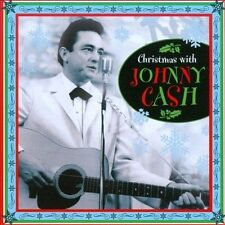 Johnny Cash / Christmas with Johnny Cash (BRAND NW CD, Columbia) Blue Christmas
