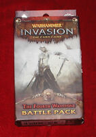 Warhammer Invasion The Card Game The Fourth Waystone Battle Pack NEW LCG