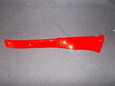 NEW GENUINE APRILIA RSV 1000 2001-2002 UPPER L/H FAIRING RED AP8148916 (JC)