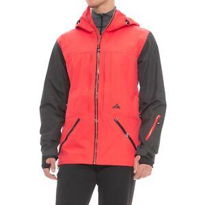 New Men`s Strafe Nomad Jacket WP Ski Snowboard Wintersports MSRP$525