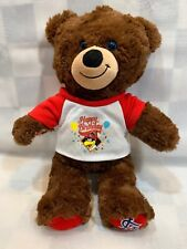 "Build A Bear St Louis Cardinals Happy Birthday 11"" Plush Stuffed Toy"