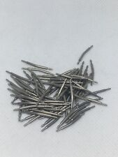 50 pcs of Spring Bar Curved flinged Watch Band size 17mm Thickness 1.50 #Sb09#