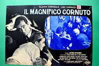 T07 Fotobusta Die Wunderschöner Gehörnter Claudia Cardinale Ugo Tognazzi Paolo 3