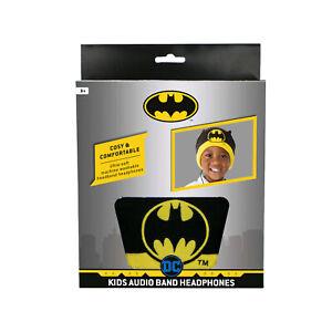 OTL Technologies Batman Headband-Style Wired Headphones for Kids Aged 3+