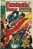 Fantastic Four #99 (Jun 1970, Marvel) Volume I