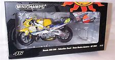 Honda NSR 500 Valentino Rossi GP 2001 1-12 scale New Boxed 122016146