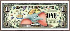 Disney Dollars UNC Note 1 Dollar 2005 Dumbo Souvenir