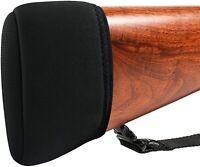 Slip On Buttstock Cover Recoil Pad Adjustable Slip On For Rifles And Shotguns