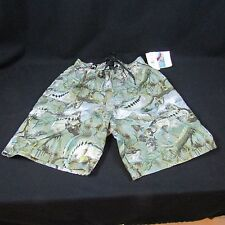 Bass Camouflage Guy Harvey Men's Swim Suits Trunks Size XL Draw String NWT $50