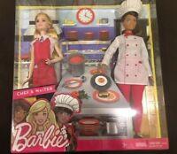 Barbie Chef + Waiter