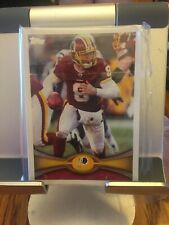 2012 Topps Football Washinton Redskins Team Set RG3 Kirk Cousins Rookies NFL