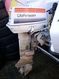 Johnson 25 PS Außenborder E Starter mit Fern Schaltung !!!