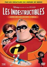 Les Indestructibles ÉDITION COLLECTOR 2 DVD DISNEY DVD NEUF SOUS BLISTER