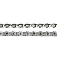 CRUPI BMX HALF LINK HOLLOW PIN 3/32 CHAIN SILVER