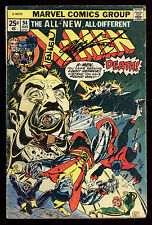 X-Men (1963) #94 1st Print 1st New Series Signed Chris Claremont & Len Wein Good