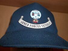 Qarnns Nurse Veteran cap free postage.