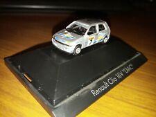 Coche de rally Renault Clio 16 V DIAC, marca Herpa, escala 1:87.