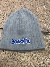 Bnwot Boys Grey Stretch Hat Age 4-6 Years
